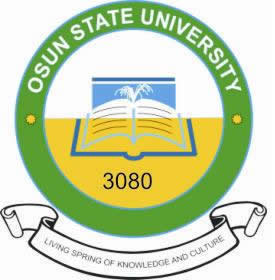 Osun State University Logo. Photo: university of osun