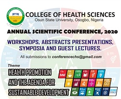 Annual Scientific Conference Health Sciences 1