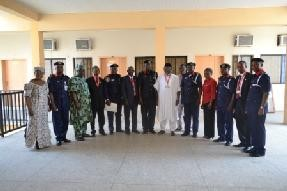 NIGERIA SECURITY AND CIVIL DEFENCE CORPS(NSCDC) TO PARTNER